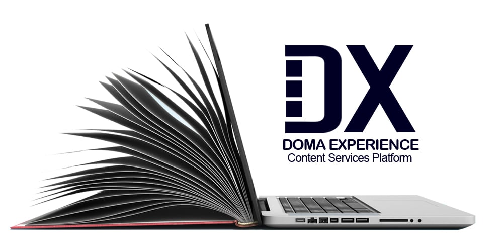DOMA Experience Content Services Platform