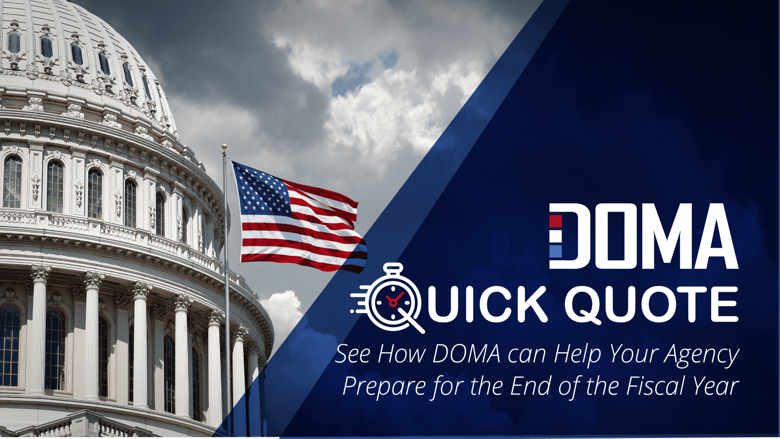 DOMA Quick Quote Program