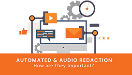 Automated and Audio Redaction